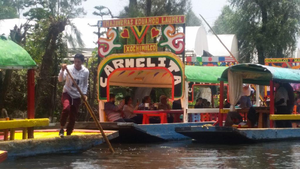 Ciudad de México: Xochimilco