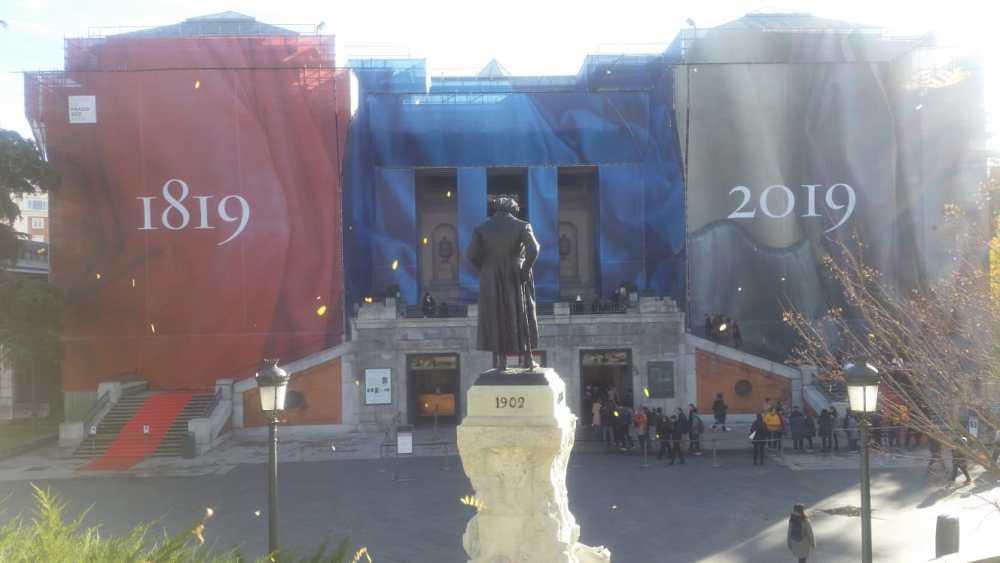 Visita el Museo Nacional del Prado en Madrid en su bicentenario