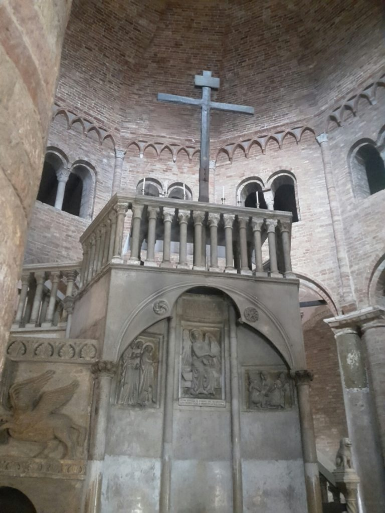 Basílica San Stefano Bolonia
