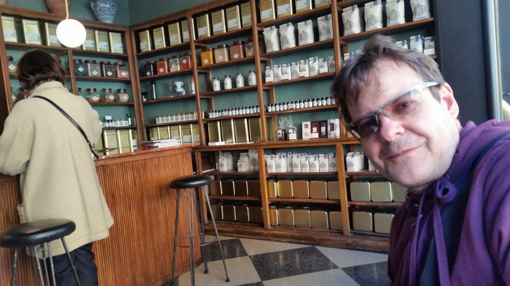 cafes en madrid