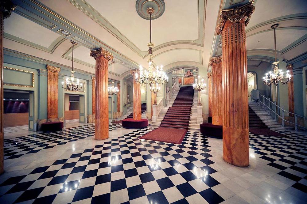 Los teatros más bonitos de España