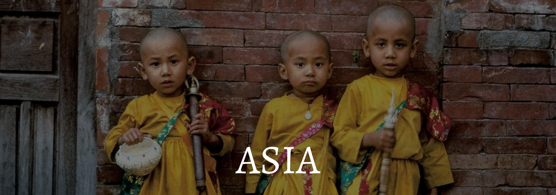 Ofertas para Asia