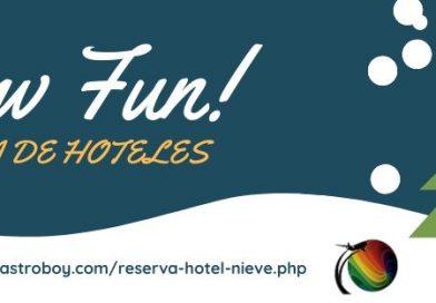 HOTELES EN LA NIEVE